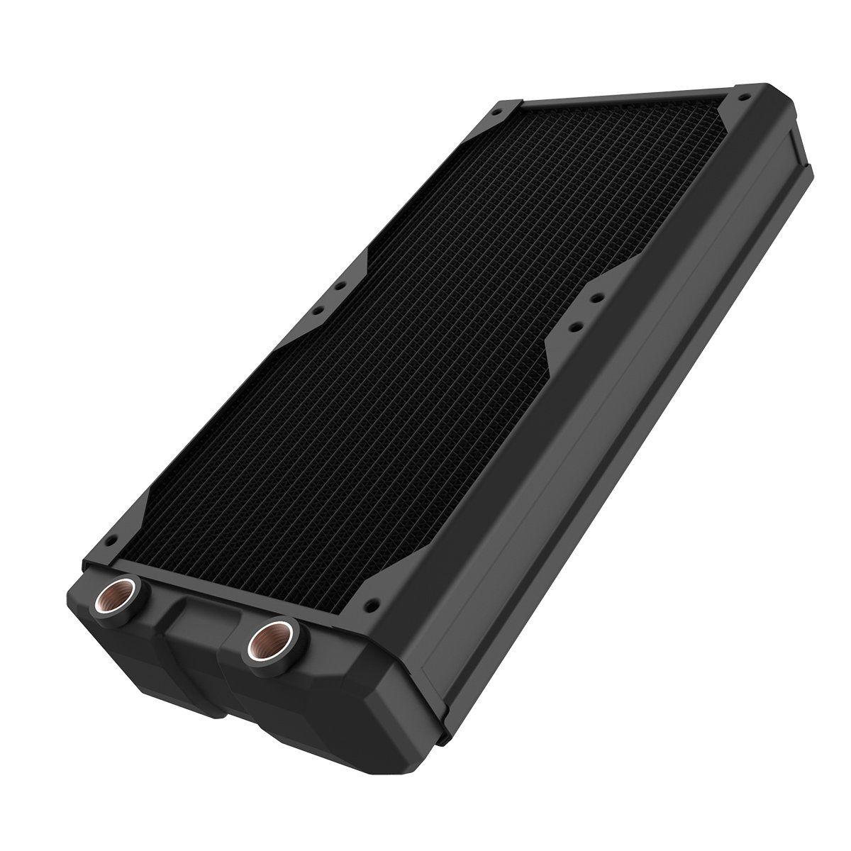 Hardware Labs Black Ice Nemesis Gtr Black Carbon Radiator 280mm