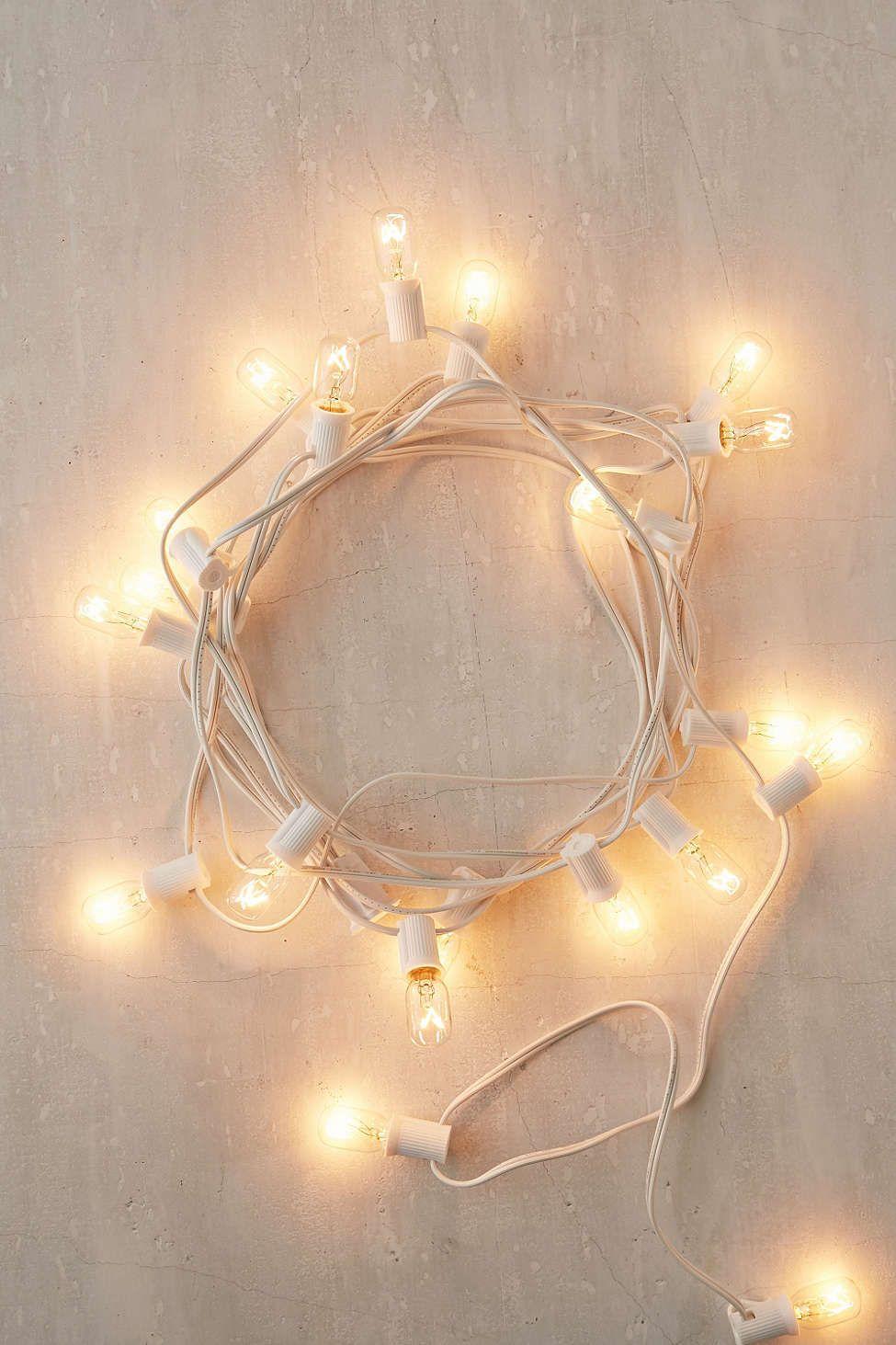 Mini String Lights Mini Vintage Bulb String Lights  Bulbs Lights And Dorm
