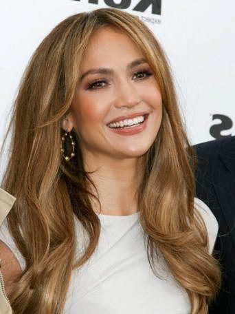 Brond Hair Jennifer Lopez Hair Honey Hair Color Hair Color Caramel