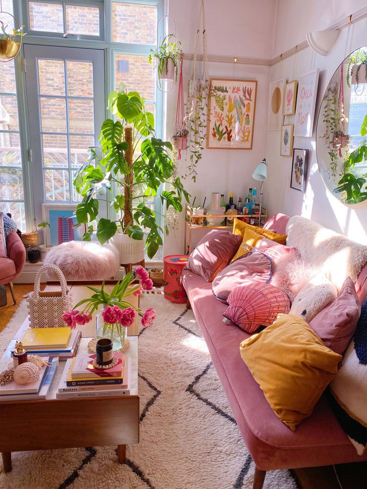Photo of What I Rent: Zeena, £1,516 a month for a one-bedroom flat in Hackney, London