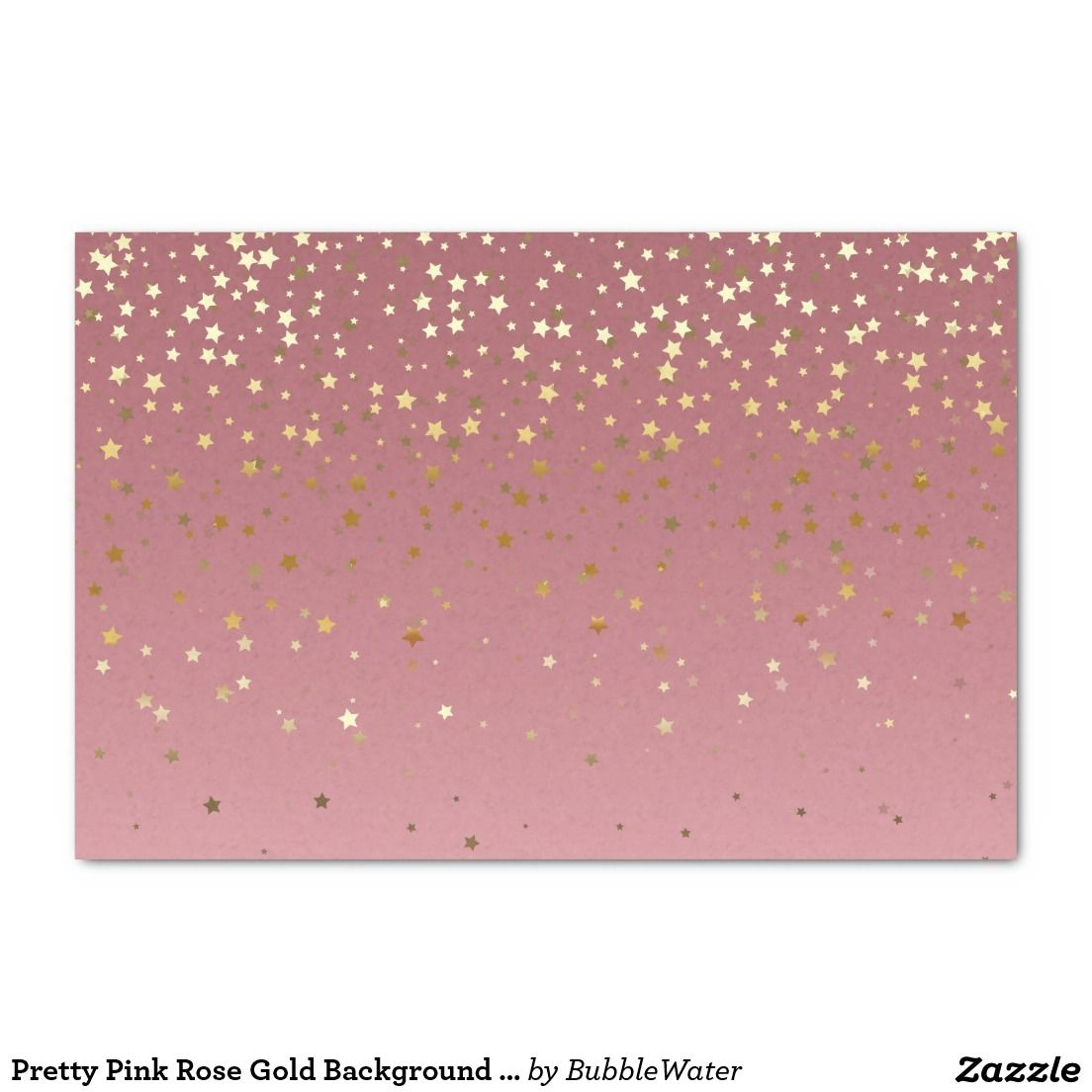 c9a50704ad2a Pretty Pink Rose Gold Background And Glitter Stars 10
