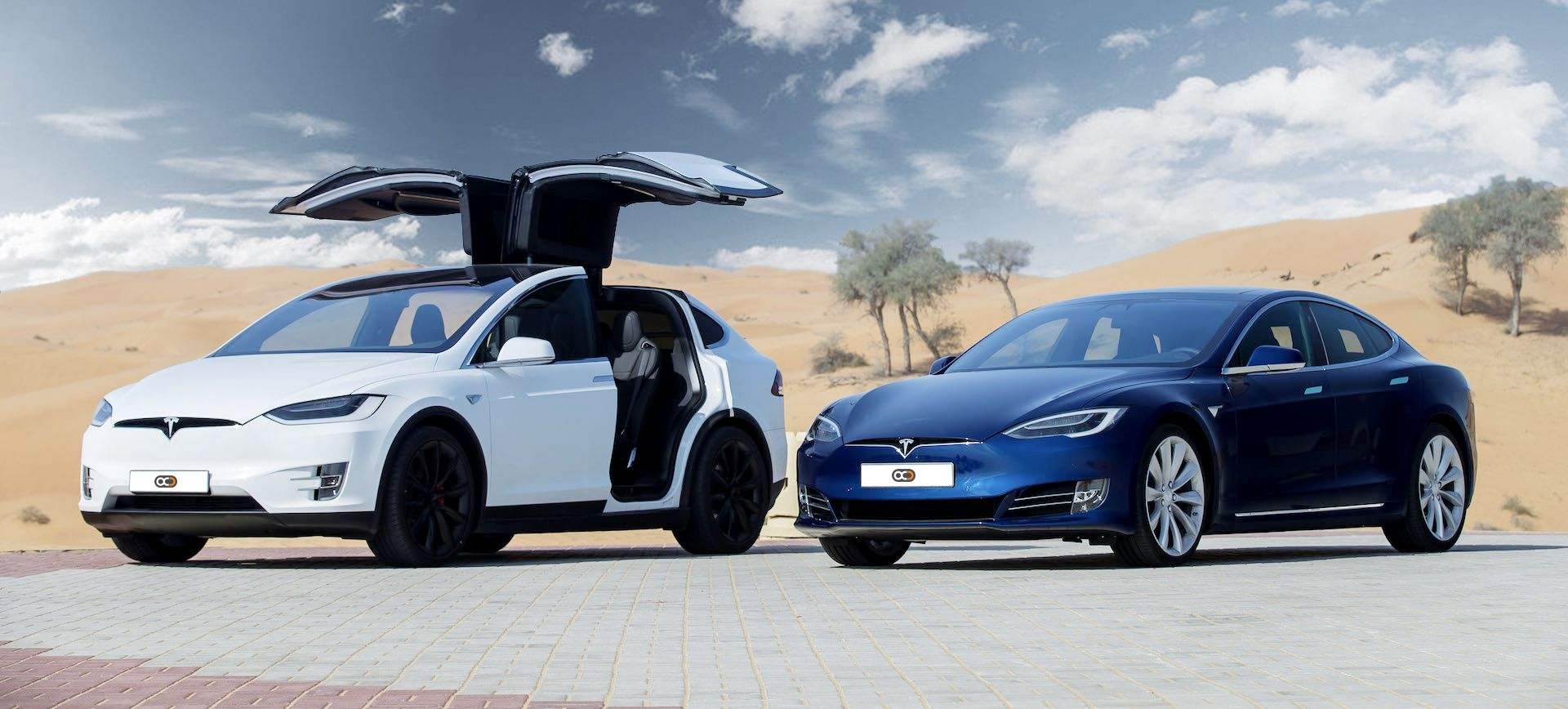 Drive The Tesla Model X For Aed 2000 Day Or The Tesla Model S