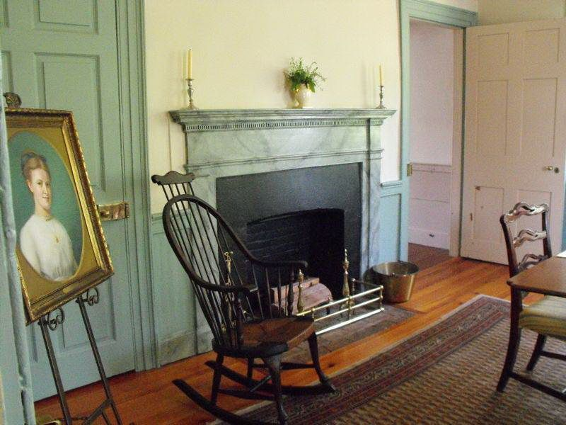 Colonial Paint Colors Interior The Month Poplar Hill Mansion Historic Resource Guide