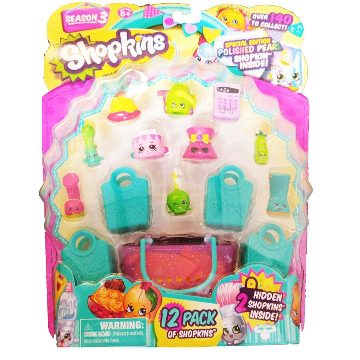 Images of baby toys  Shopkins Season   Pack Set   Shopkins season Shopkins and Toy