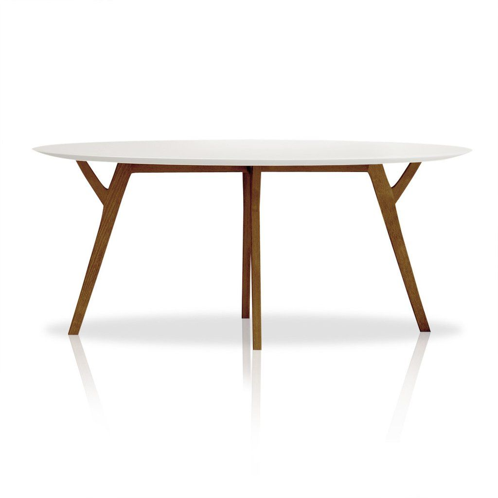 Aeon Steve Dining Table Round Dining Table Modern Round Dining