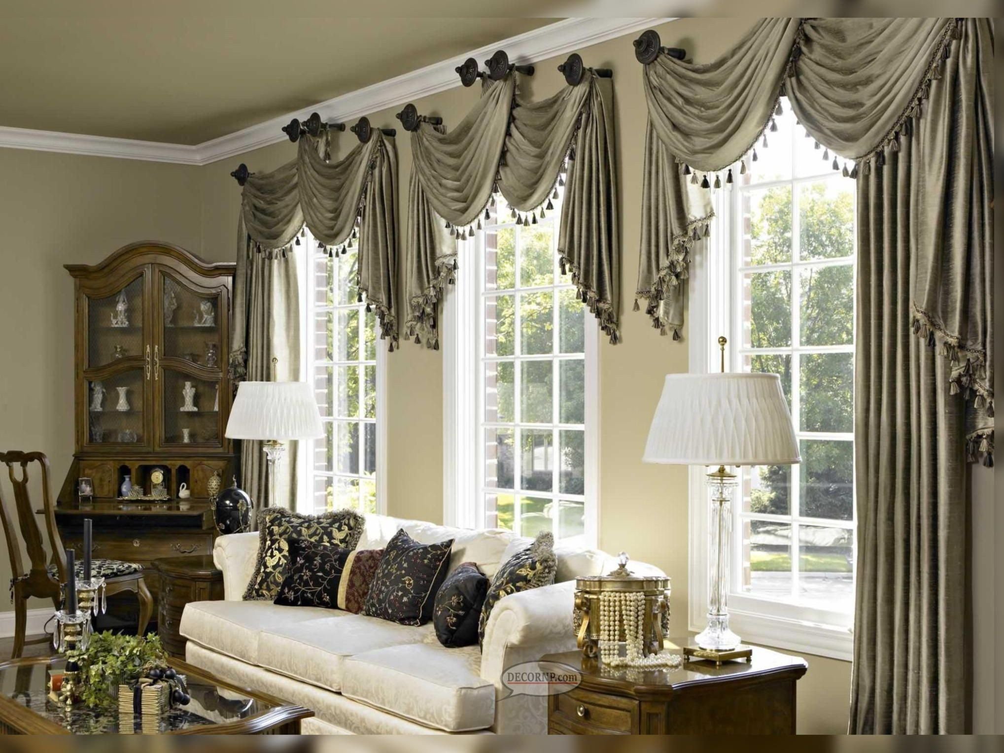Curtain Designs For Living Rooms Fresh 2019 Decorating Ideas