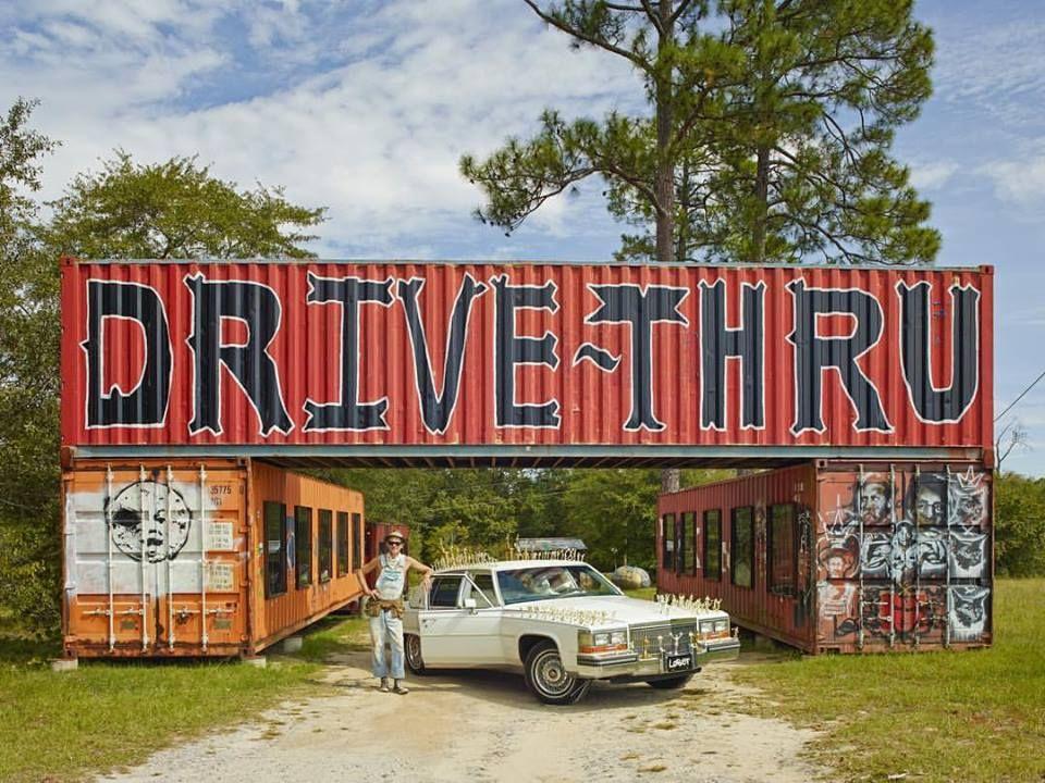 DooNanny Drive Thru at Alabama Museum of Wonder in Seale