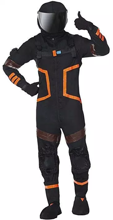 Have Your Own Dark Voyager Costume From Fortnite Battle Royale Find Your Future Trendy Halloween Costumes Trendy Halloween Costumes