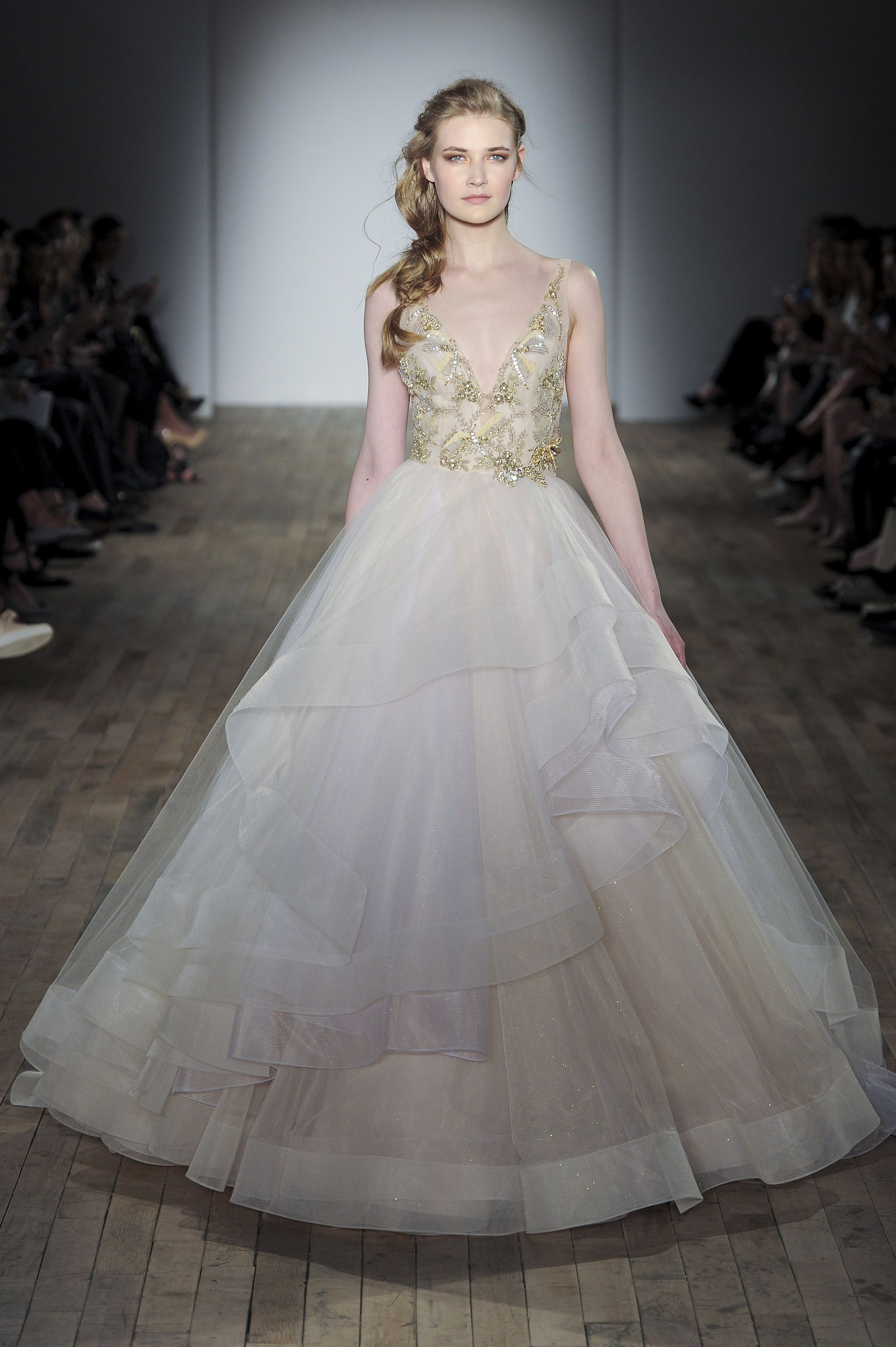JLM Couture Spring 2018 Bridal Fashion Show - The ...