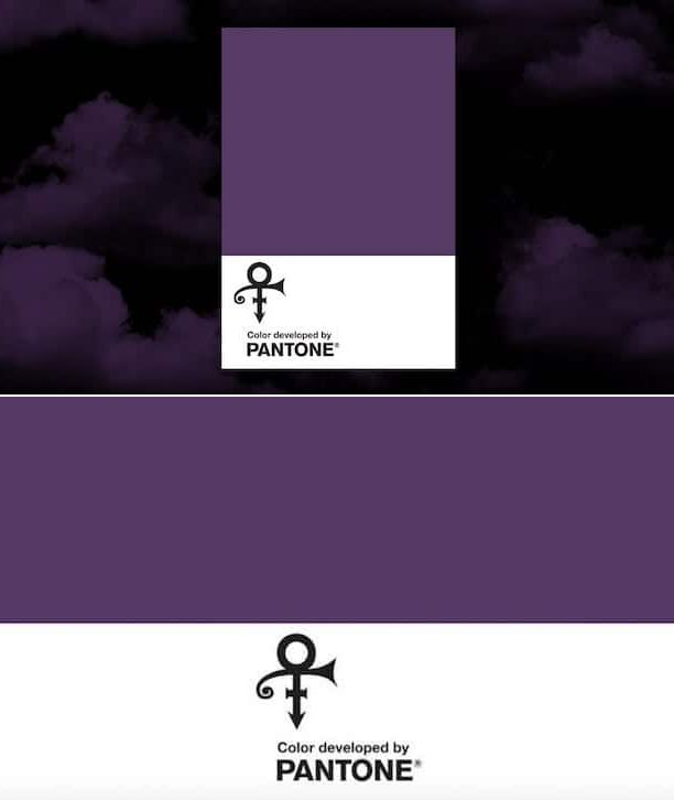to commemorate the colorful spirit of prince pantone has released a new shade purple called love symbol 2 symbols scenic design creative illustrator update pms 293 blue
