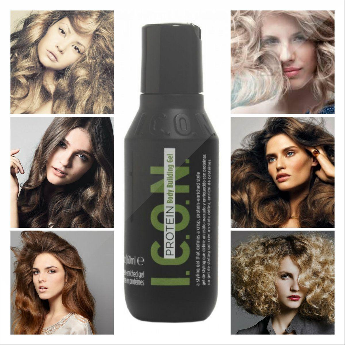 Buenos días Mundo!! #Felizmiercoles!!! Queréis que vuestro cabello tenga más volumen, esté visiblemente más fuerte y perfectamente definido?? Con ICON Protein Gel Efecto Volumen transformarás tu cabello dándole la forma que deseas.