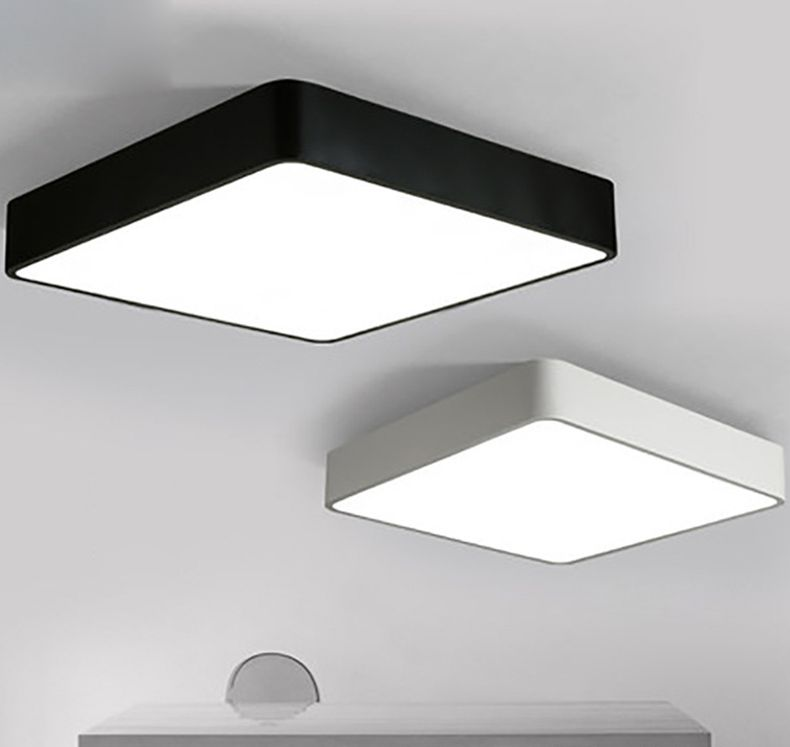 Best Of Square Ceiling Light Contemporary Ceiling Light Square