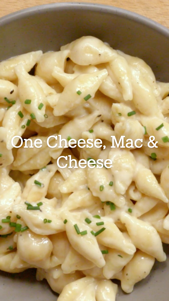 One Cheese, Mac & Cheese