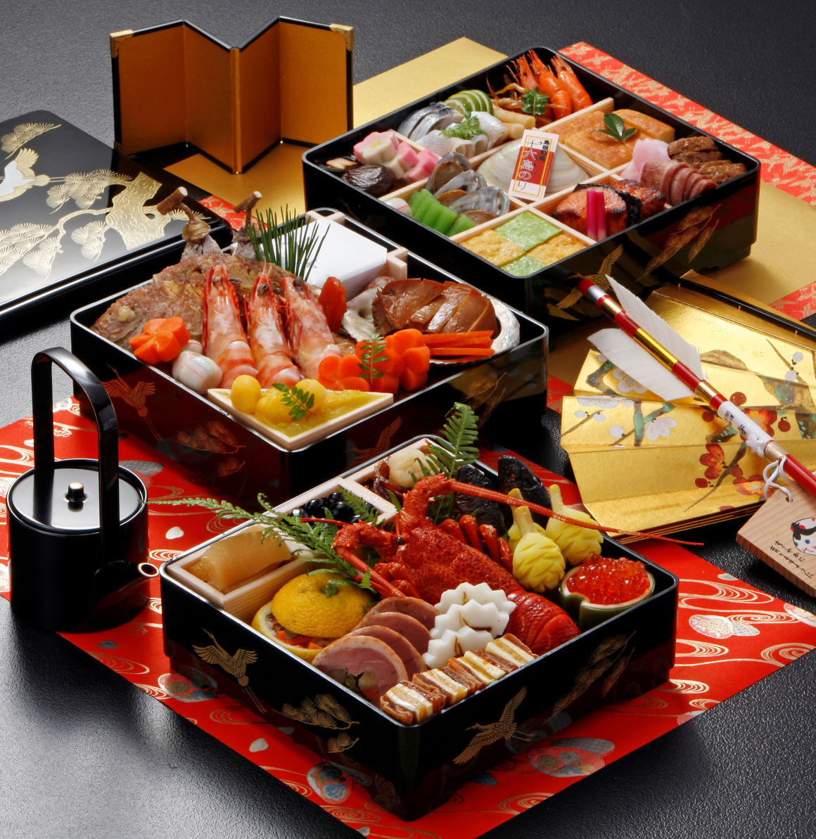 Oh no, osechi! Why don't young people in Japan like eating