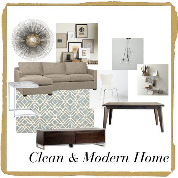 Clean & Modern Home