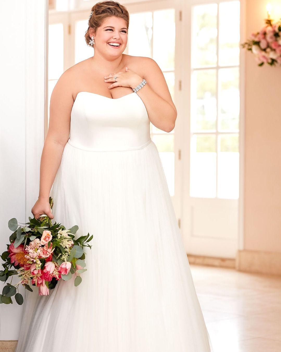 Rose Gold Sequin Bridesmaid Dresses Stella York Wedding Dress York Wedding Dress Classic Wedding Dress [ 1349 x 1079 Pixel ]