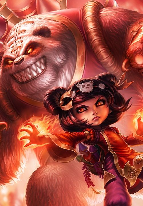 Lol Annie Moba Skins And Heroes In 2019 Annie League
