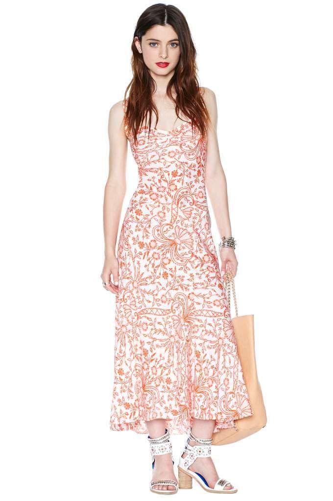 Diane Von Furstenberg Never-Ending Summer Dress | Shop Vintage at ...