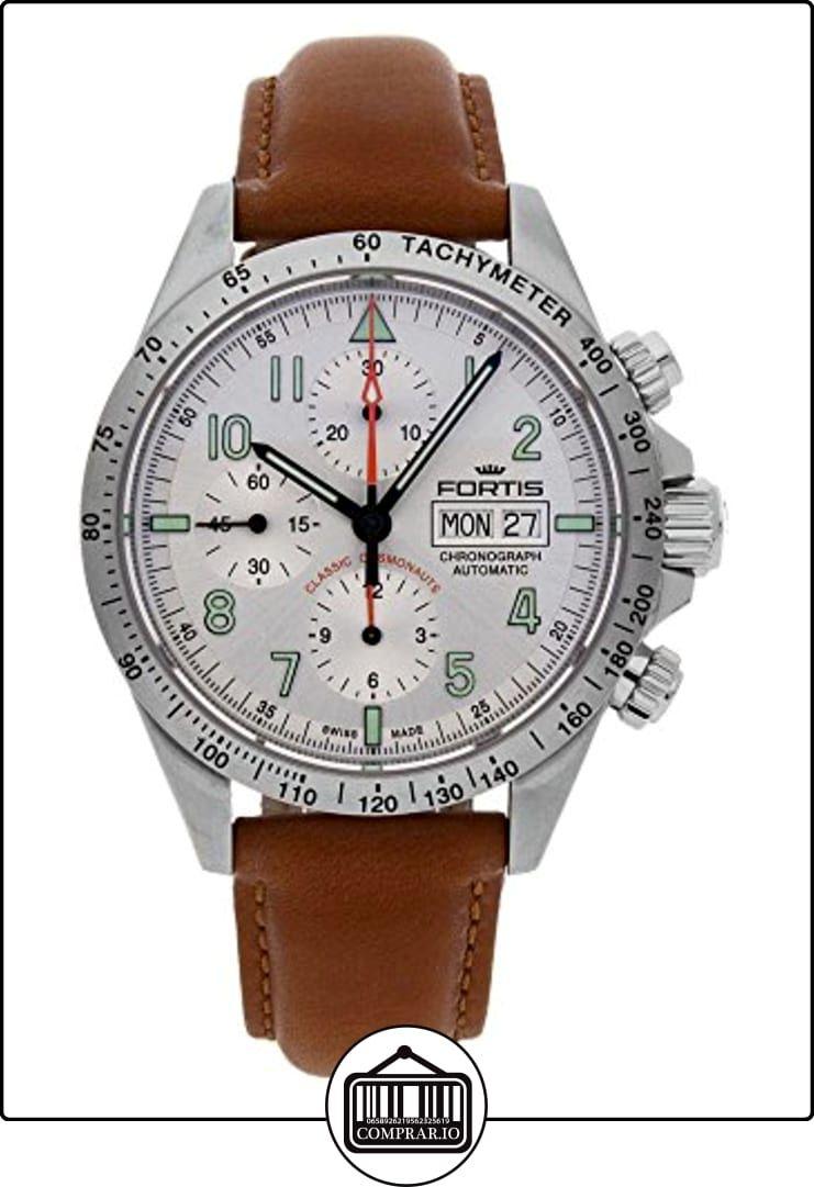 Fortis Classic Cosmonauts Cronógrafo P.M. 401.21.12l.28  ✿ Relojes para hombre - (Lujo) ✿