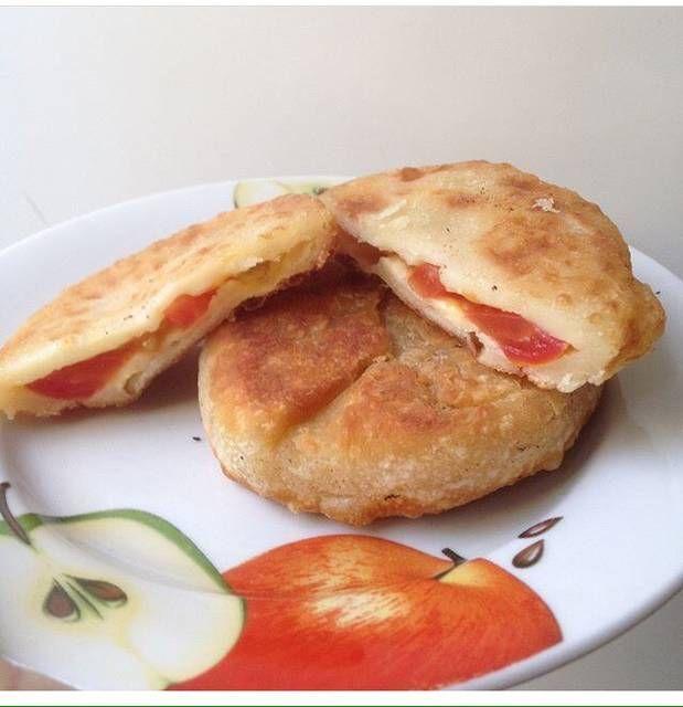 """Пирожки """"Бомбочки"""" - пошаговый рецепт с фото. Автор ..."""