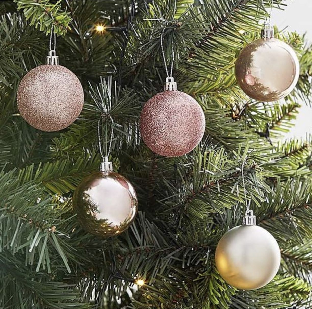Aesthetic Pink Ornaments Pink Ornament Pink Christmas Decorations Christmas Bulbs