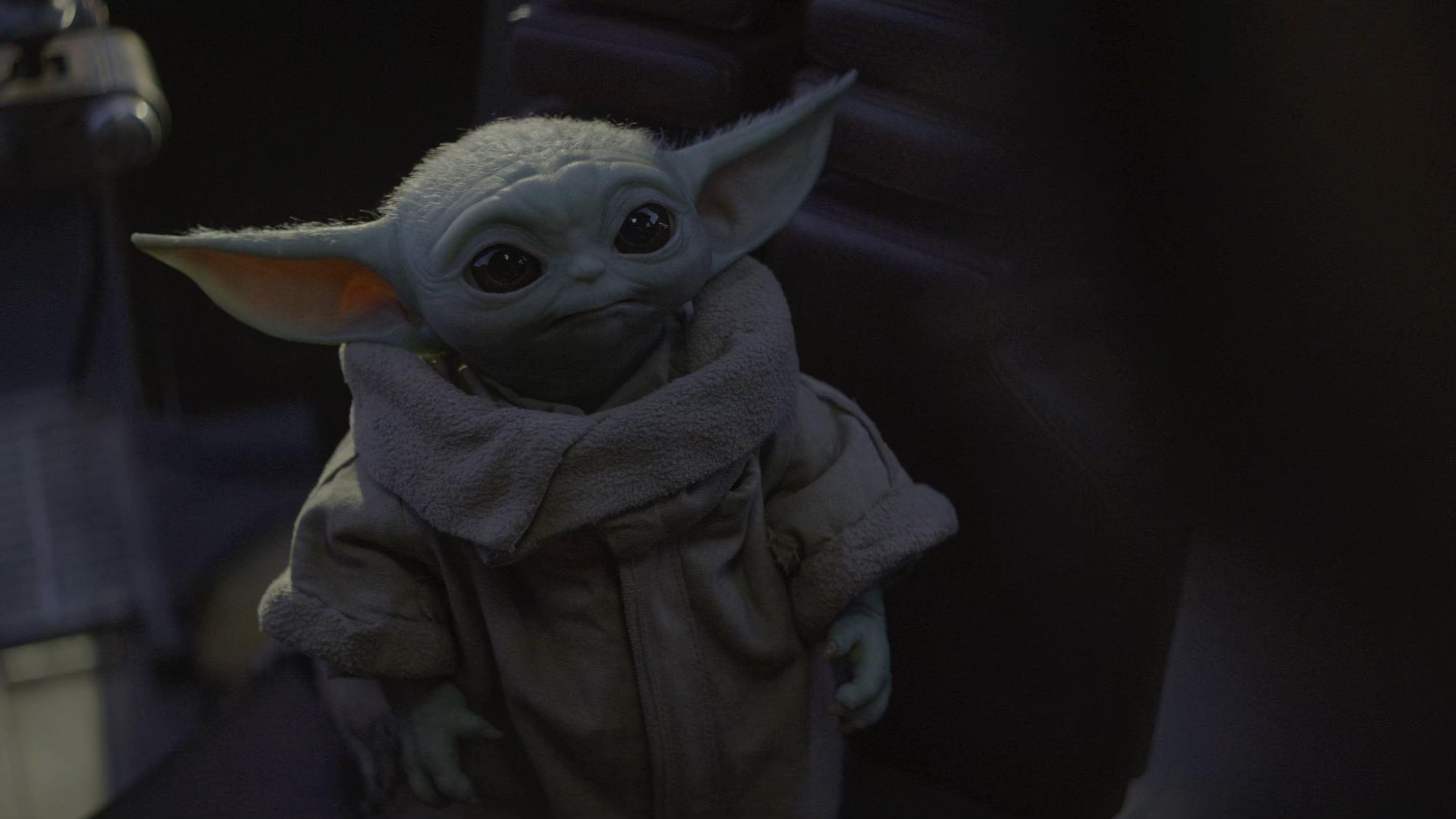 The Mandalorian Baby Yoda 2k Wallpaper Hdwallpaper Desktop Star Wars Yoda Star Wars Memes Star Wars Humor