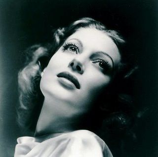 Loretta Young by George Hurrell mid 30's