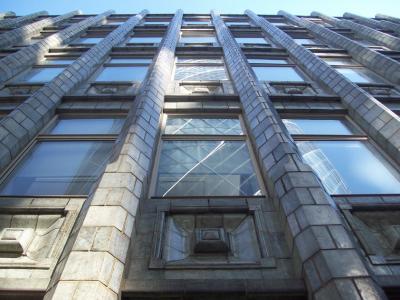 holland house, city of london - Berlage
