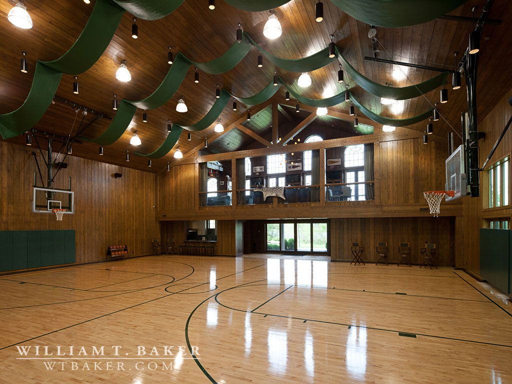 William T Baker Houses Sport Court Basketball Court