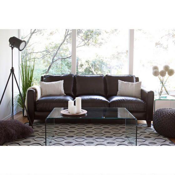 Directeur Floor Lamp 3 Home Decor Furniture Leather Sofa