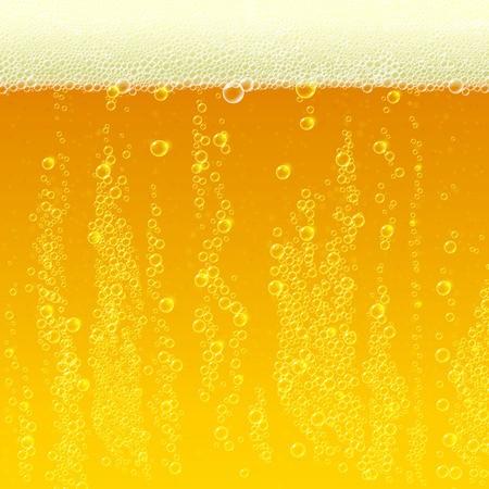 Bubbling Beer Cerveja Bolhas Logomarca