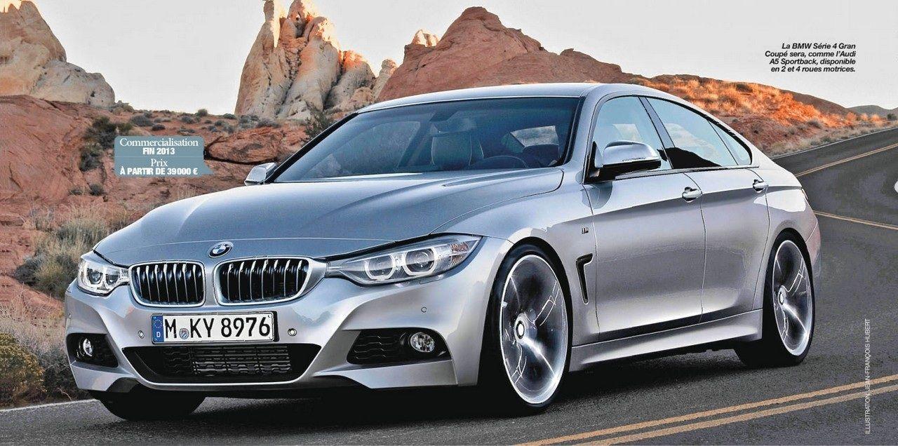 BMW Series Gran Coupe Wallpaper Httpwallpaperzoocombmw - 2014 bmw 4 series gran coupe price