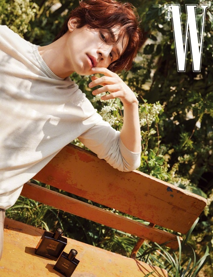 Lee Dong Wook @ W Korea June 2020