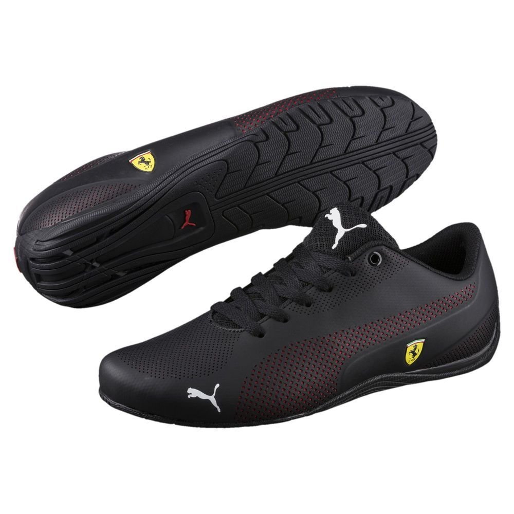 separation shoes ad1a3 8e74d PUMA Ferrari Drift Cat 5 Ultra Sneakers Men Shoe Auto New. Sneakers  amp   Trainers. This low-profile ...