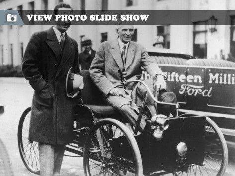 Henry Ford Net Worth 199 Billion Bucks Henry Ford Edsel Edsel Ford