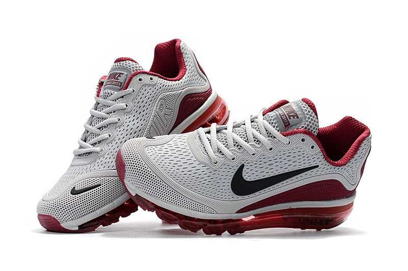 100% authentic 25685 730bc Nike Air Max 2017.5 Men Grey Wine KPU   groom shoes   Pinterest   Air max,  Gray and Nike shoe