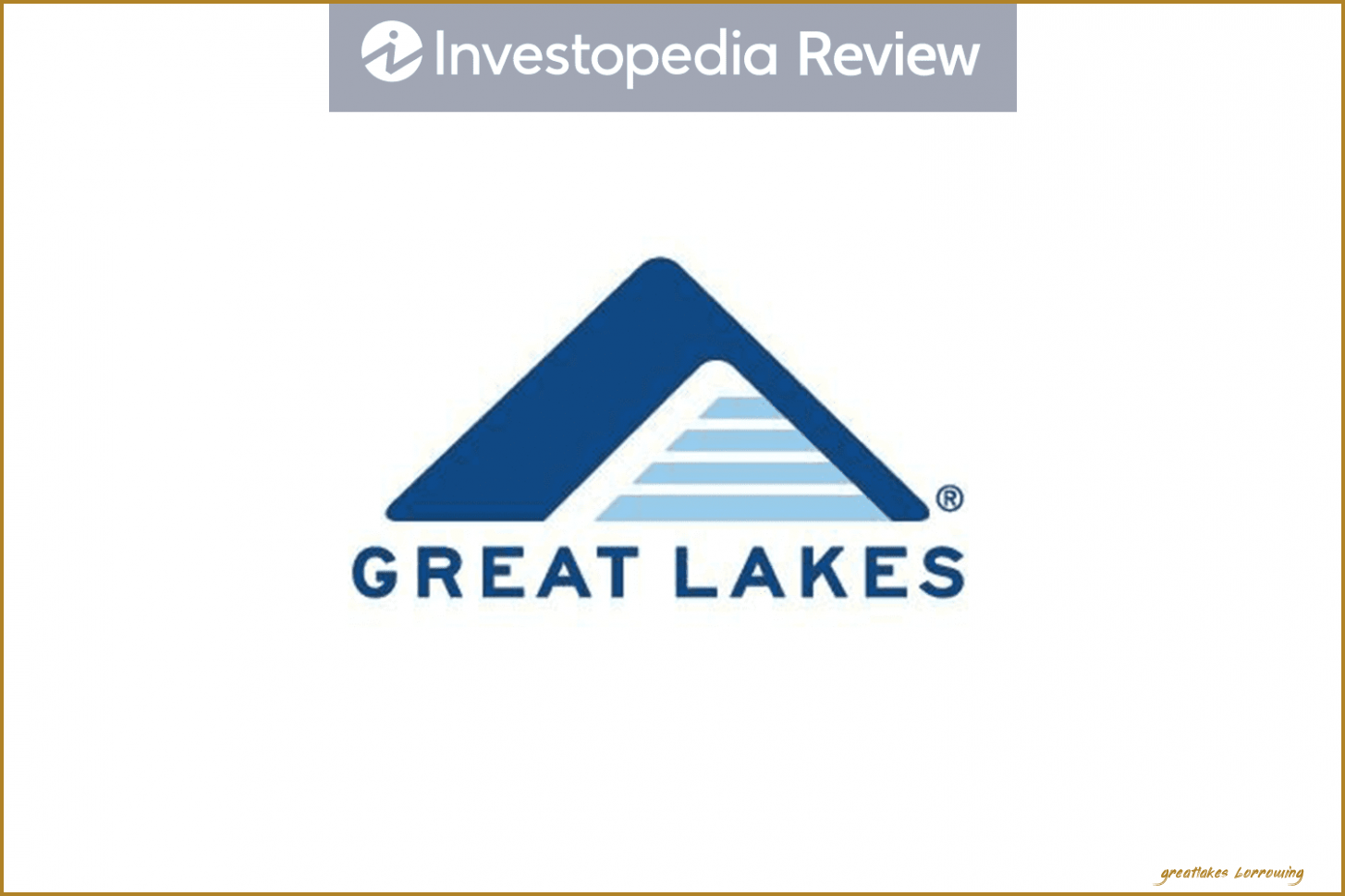 Ten Common Misconceptions About Greatlakes Borrowing Greatlakes Borrowing In 2020 The Borrowers Refinance Loans Great Lakes Student Loans