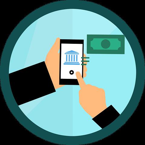 Free Image on Pixabay - Money, Transfer, Banking, Icon, Buy | Perbankan,  Membangun tim, Afrika
