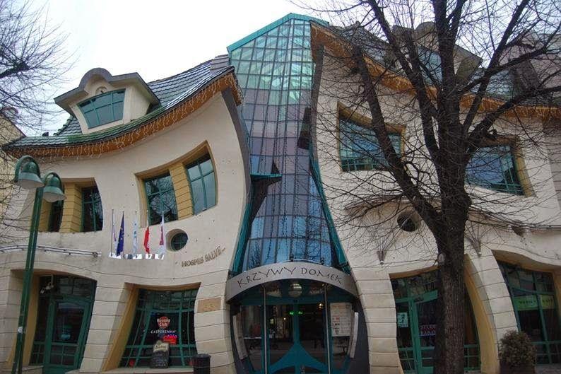 As 10 Construcoes Mais Estranhas Do Mundo Arquitetura Incrivel