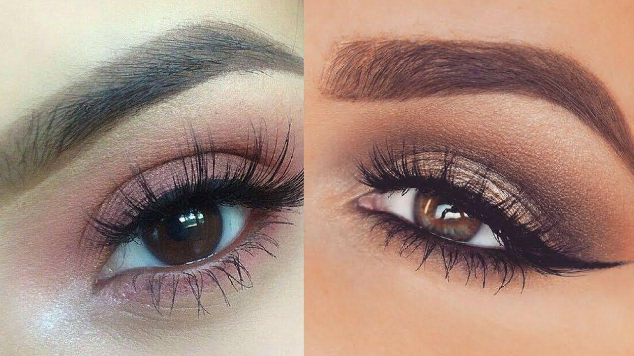 Soft everyday eye makeup tutorial smokey eyes perfect skin soft everyday eye makeup tutorial smokey eyes perfect skin makeup tu baditri Images