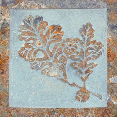 Garden Goddess Tile