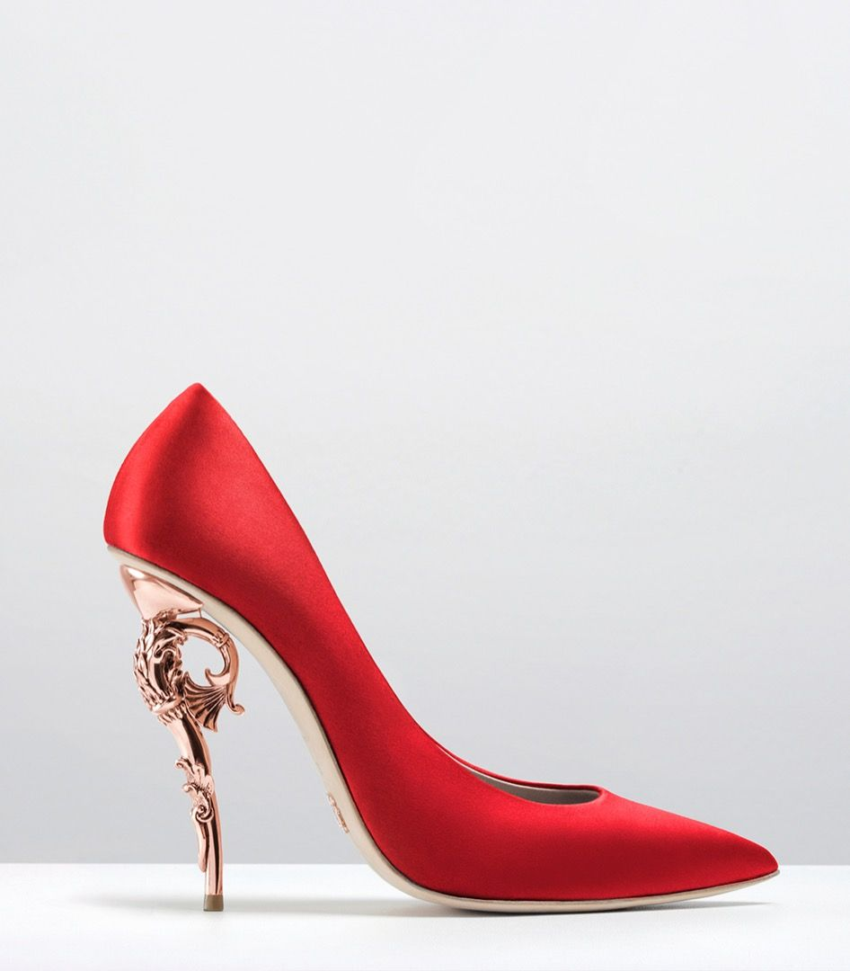 e5fb3bfd065 Ralph & Russo - Haute Couture Collection SHOES - STYLE 01-BAROQUE ...