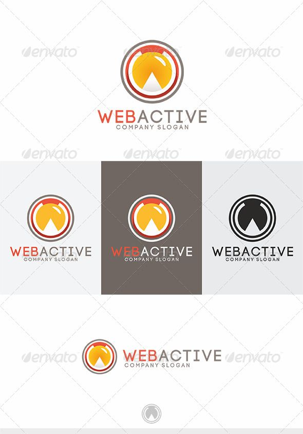 Web Active Logo  #GraphicRiver         Fully Editable Logo, AI, EPS, CDR, PNG files  Used free font link in the zip folder  	 Easy work and good luck   Don't forget to rate if you like it!   	    	   	 You bought a logo, but You cannot configure it the way you would like? I can do it for You. Customization means that you have the logo in which you want to change such as font, color, or non conceptual change some elements, convert to black/white version.  	 Maybe you need exclusive logo?  	…