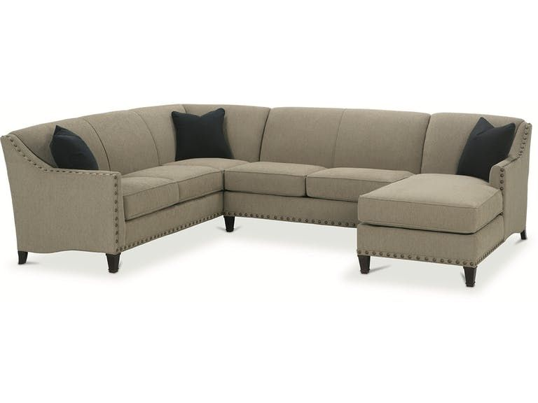 Section With Chaise Not The U Shape