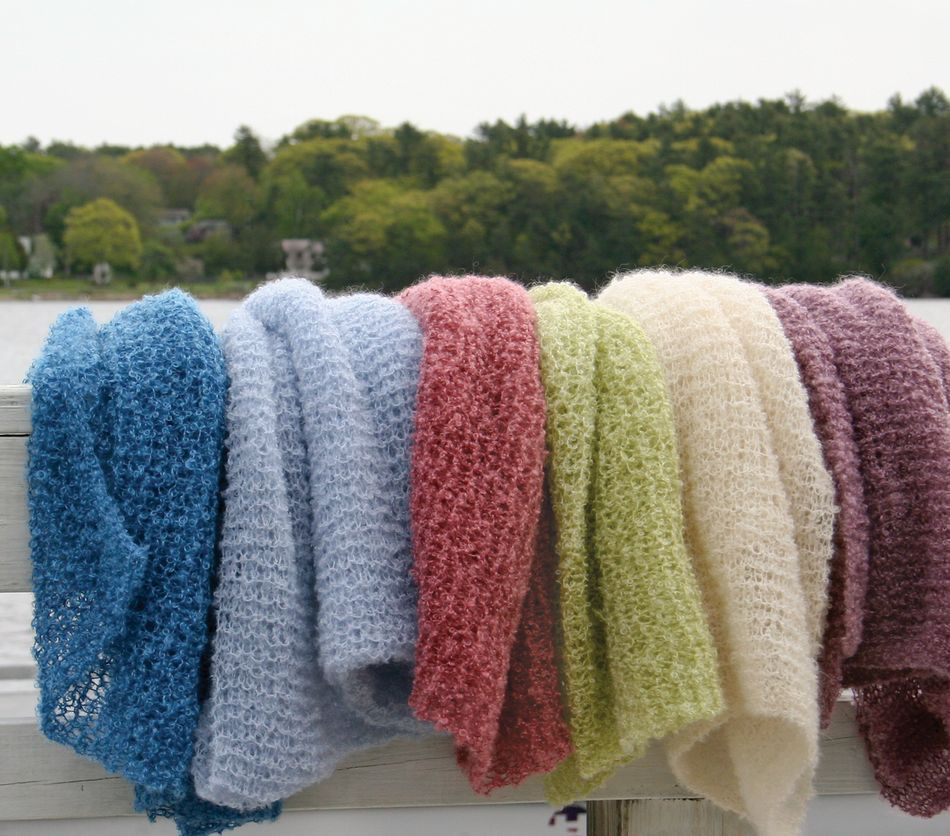 Images of boucle knitting ideas pinterest boucle yarn this simple yet elegant stole is easy to knit and perfect for the symphony or a chilly evening at home pattern available in both knit and crochet versions bankloansurffo Gallery