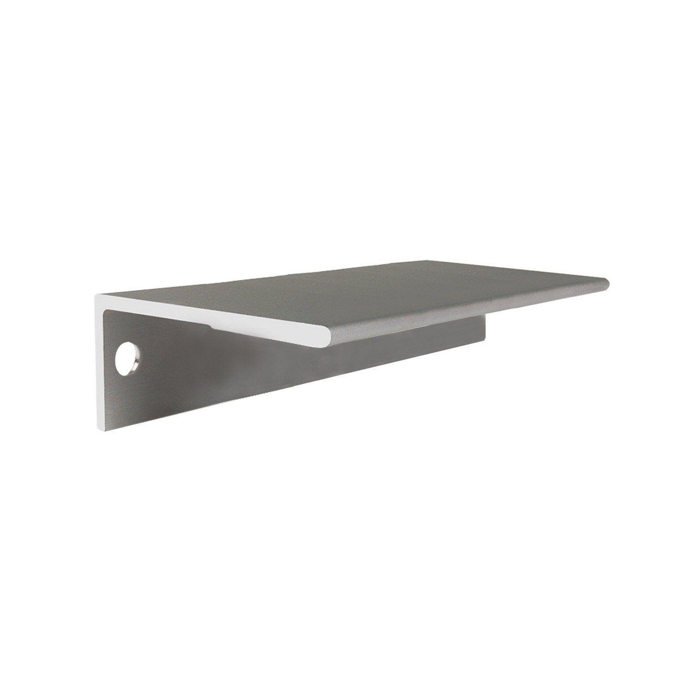 Poignee De Meuble Profil Aluminium Anodise Entraxe 64 Mm Reis