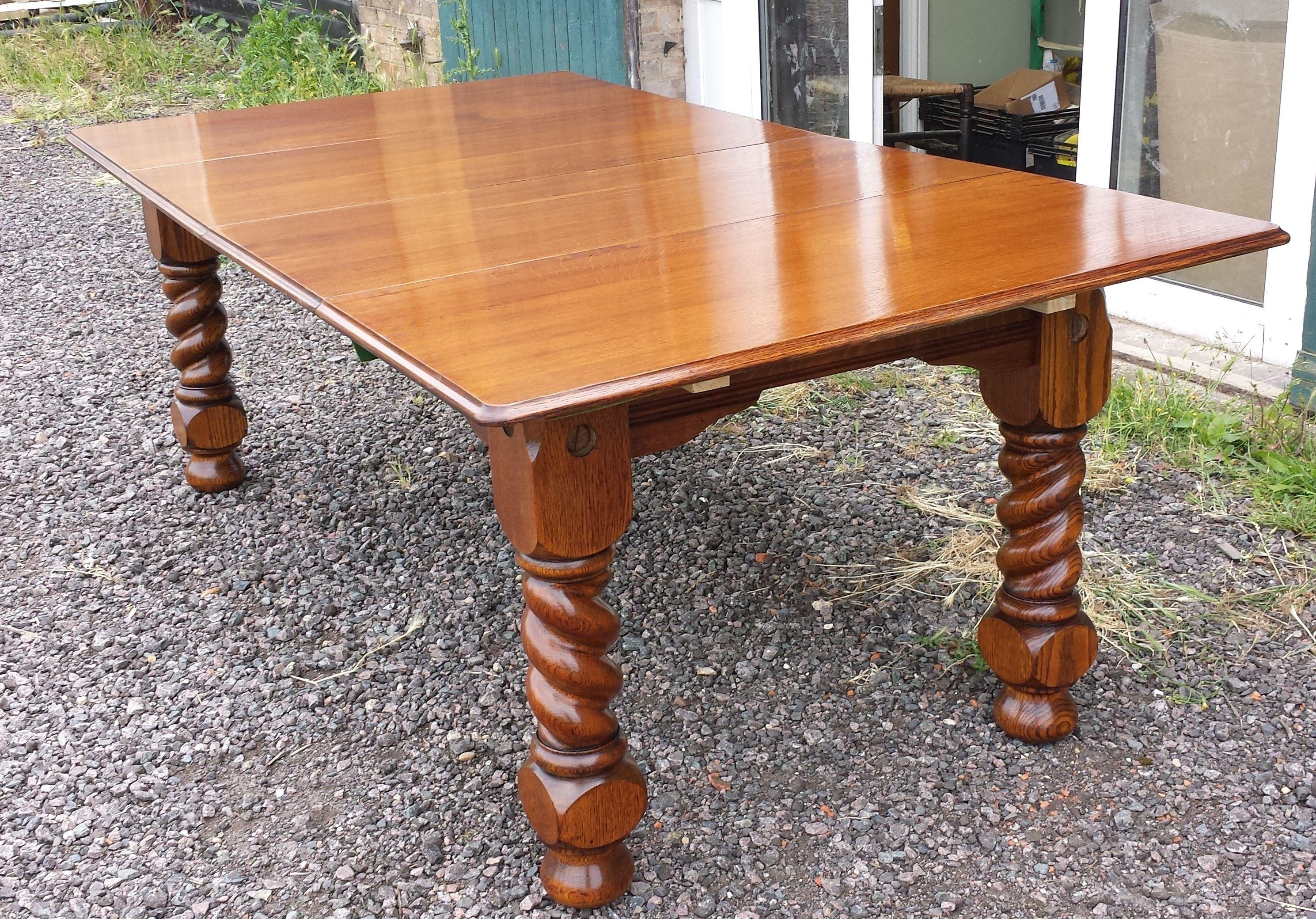 Barley Twist Coffee Table Legs Coffee Table Dining Table