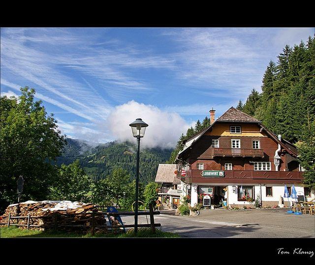 Gasthaus Luggwirt - Zedlitzdorf (Gnesau) - Austria by Tom Klαusz, via Flickr