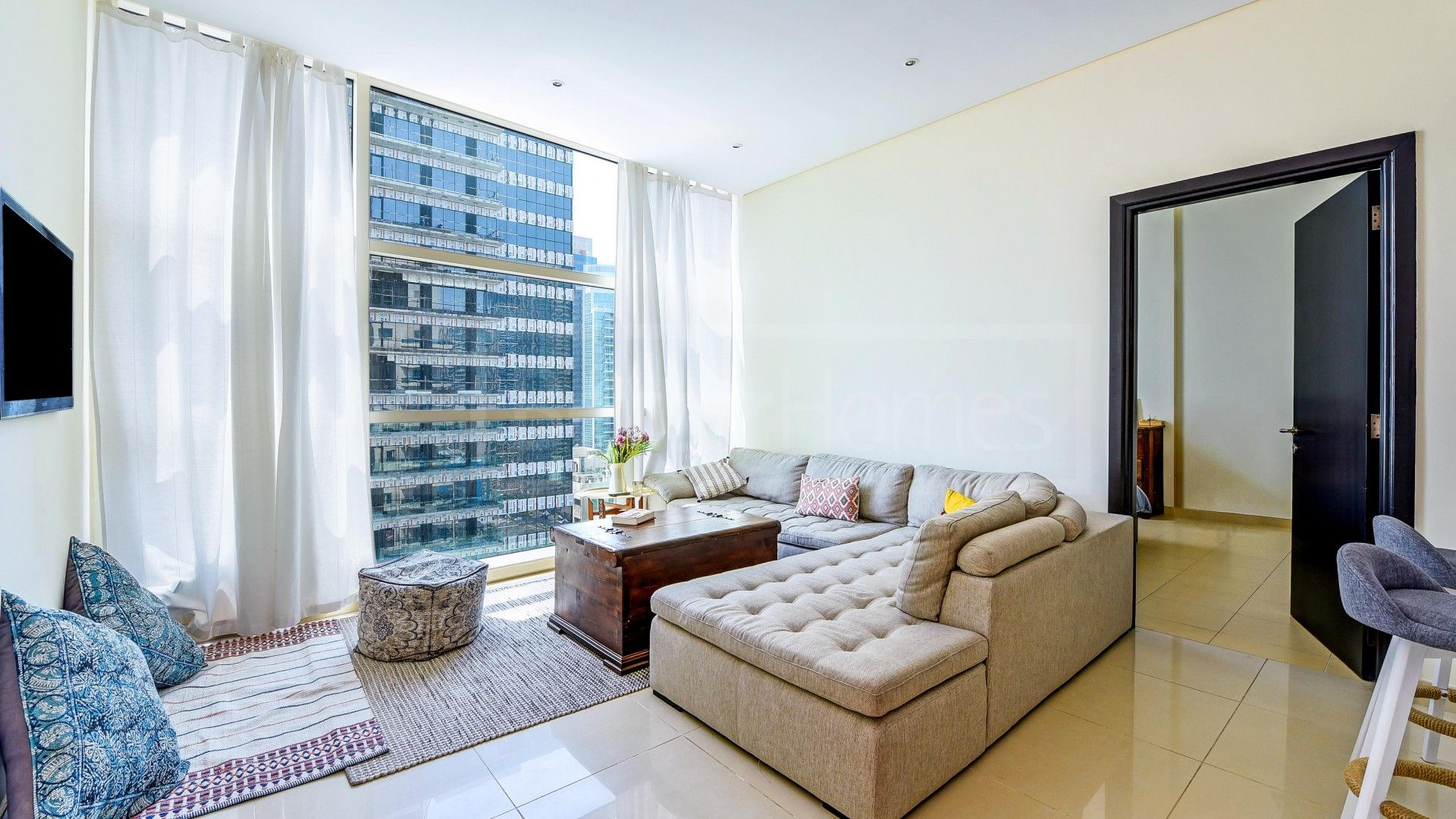 Luxurious one bedroom apartment in Dubai Marina for rent