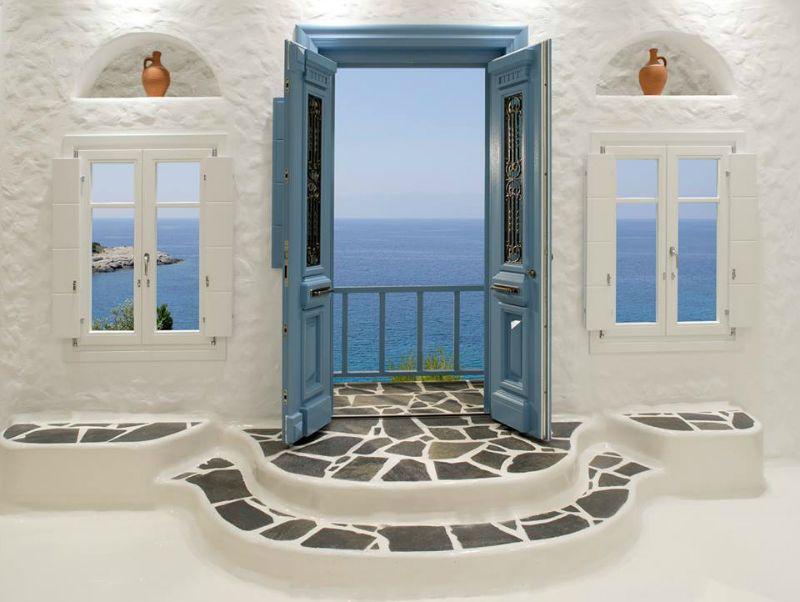 Amazing Greek Interior Design Ideas 40 Images Decoholic Window Design Interior Design Styles Home Decor Styles